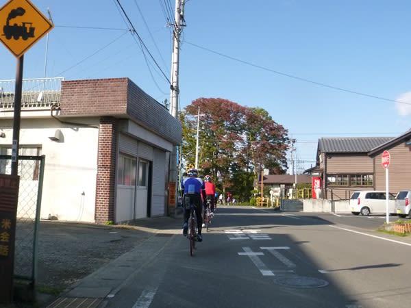 重田サイクルクラブ主催「秋の ...