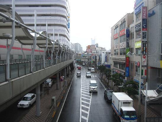 大船駅周辺の風景とCALVAのパン - 小田原の端々