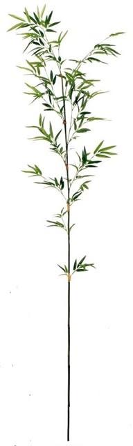七夕 竹 笹 フェイクグリーン造花 高さ210cm