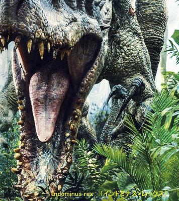 迫力ありすぎ!ティラノサウルスの大きな口