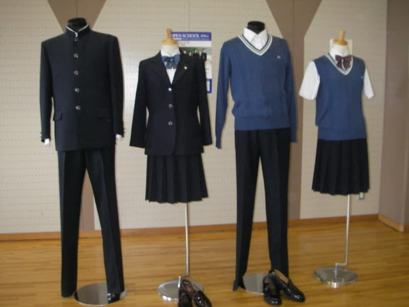 初芝富田林高等学校制服画像