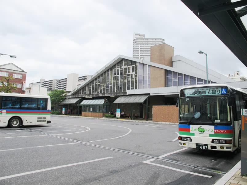 草津駅 東海道本線/草津線 - 観光列車から! 日々利用の乗り物まで