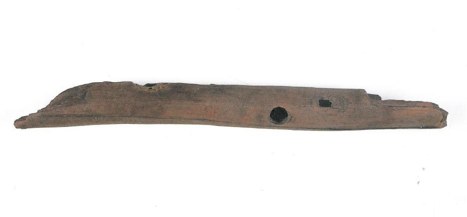 笛状木製品