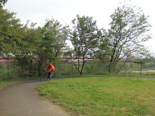 自転車道 多摩自転車道 地図 : 多摩市 - 多摩に散歩 司法書士 ...