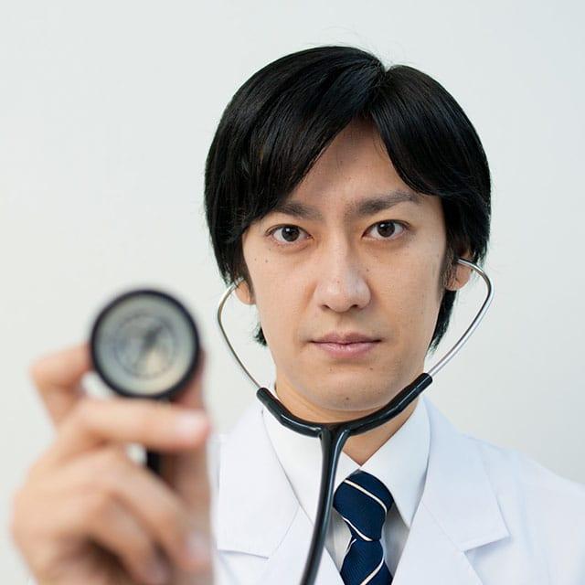 自営業の人が健康診断を受ける ...