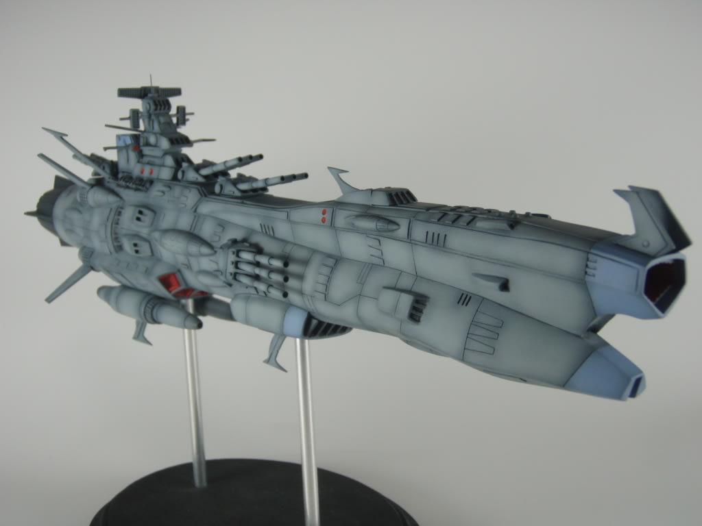一番艦アリゾナ就役とほぼ時を同じくして、ガルマン・ガミラス帝国軍の惑星... 我が家の地球防衛艦