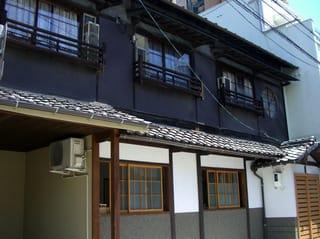 広島市中区西平塚町の旅館