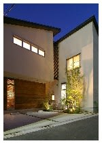 Akatuki House 竣工写真外観