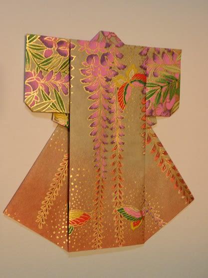 ハート 折り紙 折り紙 着物の折り方 : divulgando.net