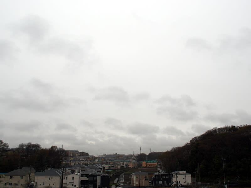 03月27日 朝霞方向
