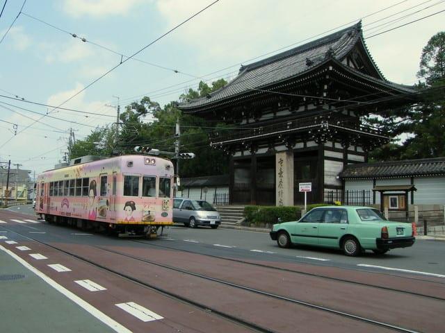 京福モボ101形