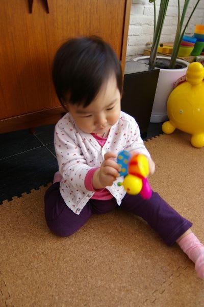 初タッチ~アワワ~誕生日前の ...