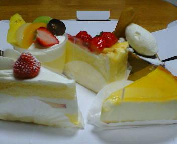 Cloveのケーキ