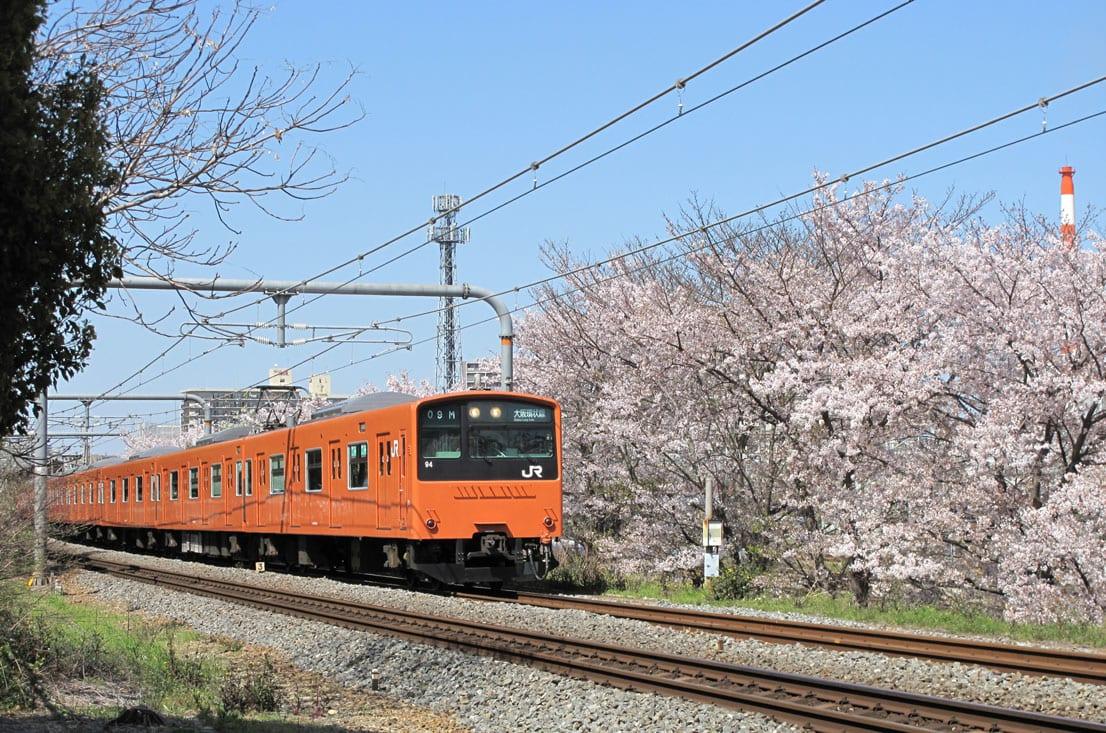 「環状線 桜」の画像検索結果