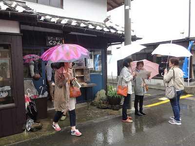 雨の雪浦 ウィーク2日目 (5月3日)
