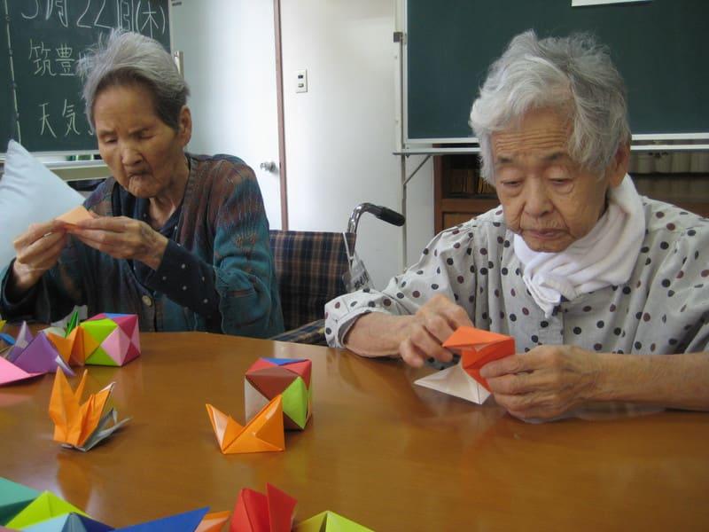 折り紙制作