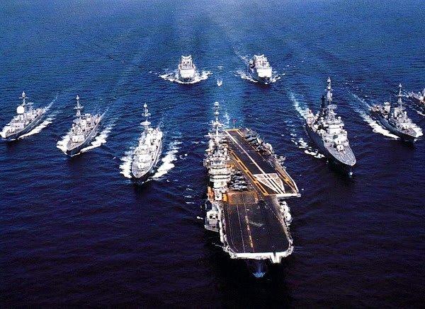 [HRPニュースファイル272]転載 防衛省は8日、中国海軍艦艇5隻が... 中国の太平洋艦隊に