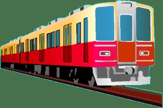 電車の画像 p1_1