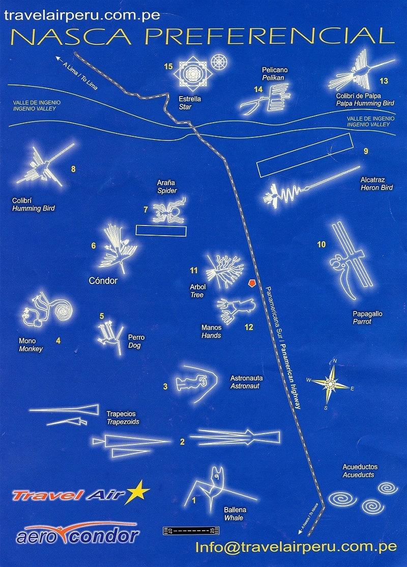 ナスカの地上絵の画像 p1_25