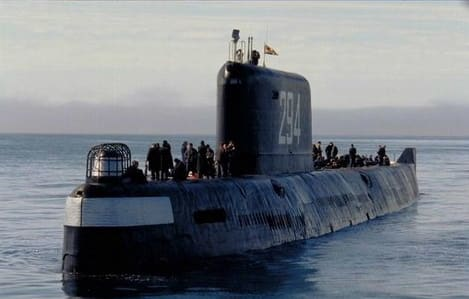 K 19 (原子力潜水艦)の画像 p1_10