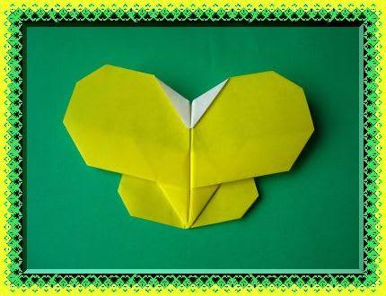 クリスマス 折り紙 折り紙 ちょうちょ 立体 : blog.goo.ne.jp