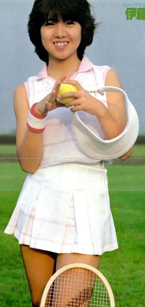 伊藤つかさのテニス