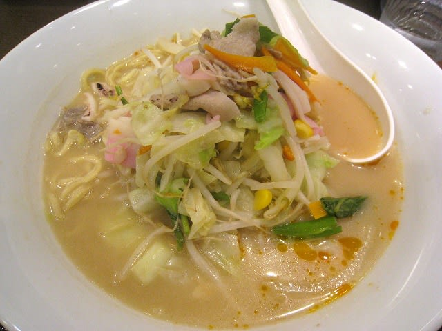 長崎ちゃんぽん(麺1.5倍)