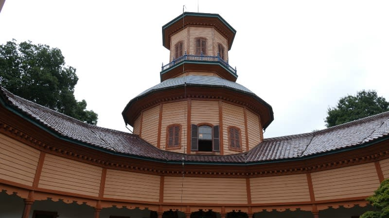 旧済生館本館