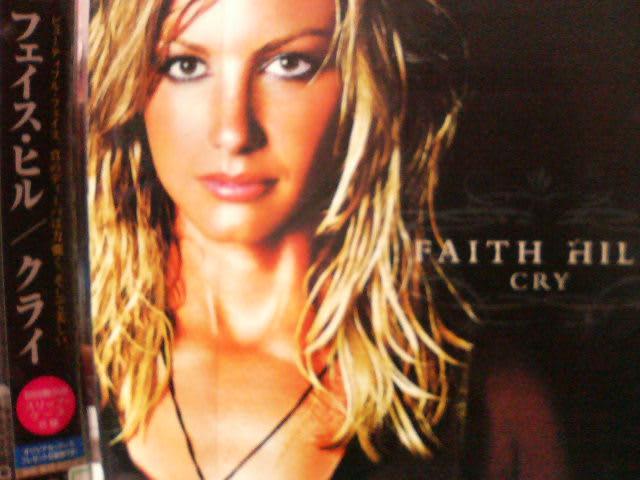 Faith Hill(フェイス・ヒル) Cry ...