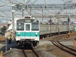 国鉄 203系電車 - 水の丘交通 ...