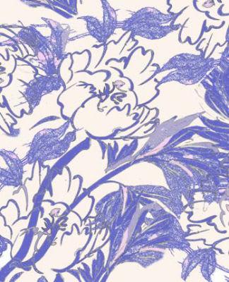 下図は、数年前にお手本を見て描いた墨絵です。 スキャナーで取り込んで色...  やまねこノート