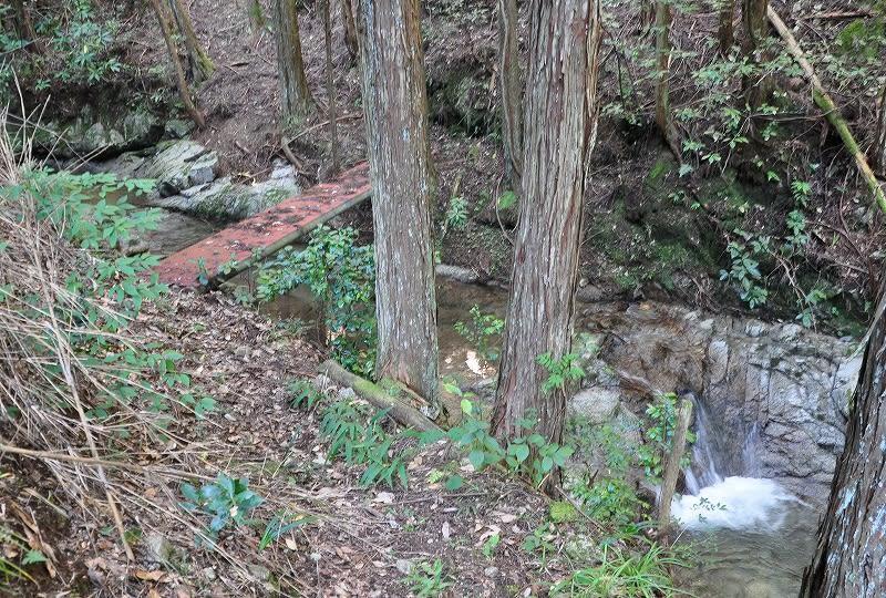 滝畑の滝橋