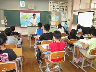 雪浦小学校のウミガメ学習 〜チャンスを学びに〜