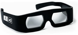 [Dolby 3D] 3Dメガネ画像
