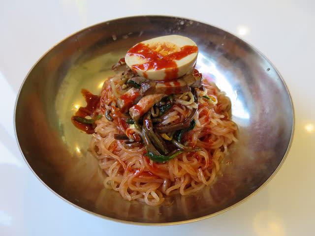 辛ビビン冷麺