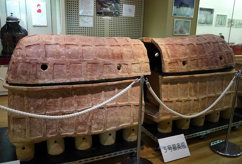 赤田横穴5号奥陶棺