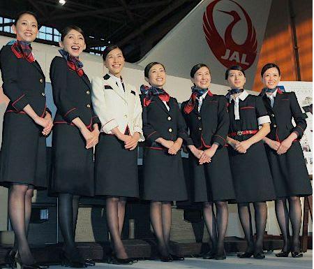 「JAL SEIFUKU」の画像検索結果