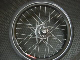 自転車の 自転車 内装8段化 : です。後はお客さまが自転車 ...