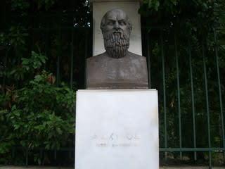 アイスキュロスは『アガメムノーン』の作者で