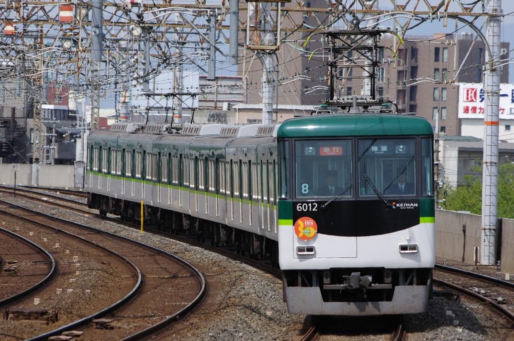 京阪6000系第12編成(6012F)