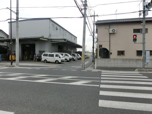 弁天橋(油面川)から中浦和駅まで...