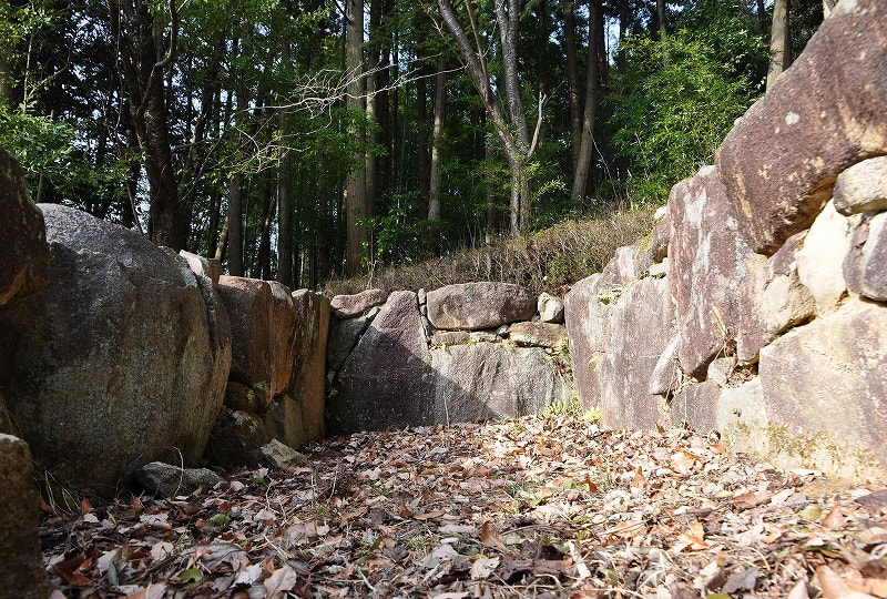 小谷古墳石室