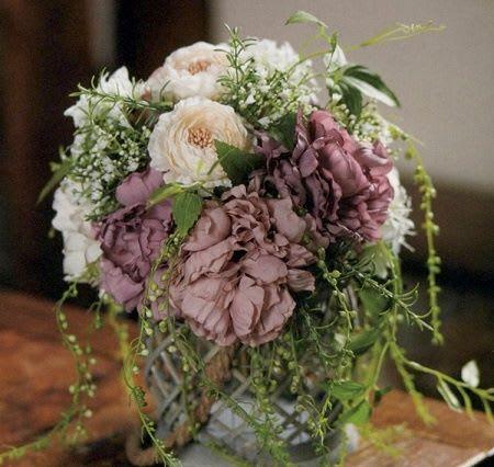 高品質 ピオニー 牡丹 造花