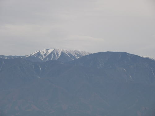 大滝山 2013/11/25