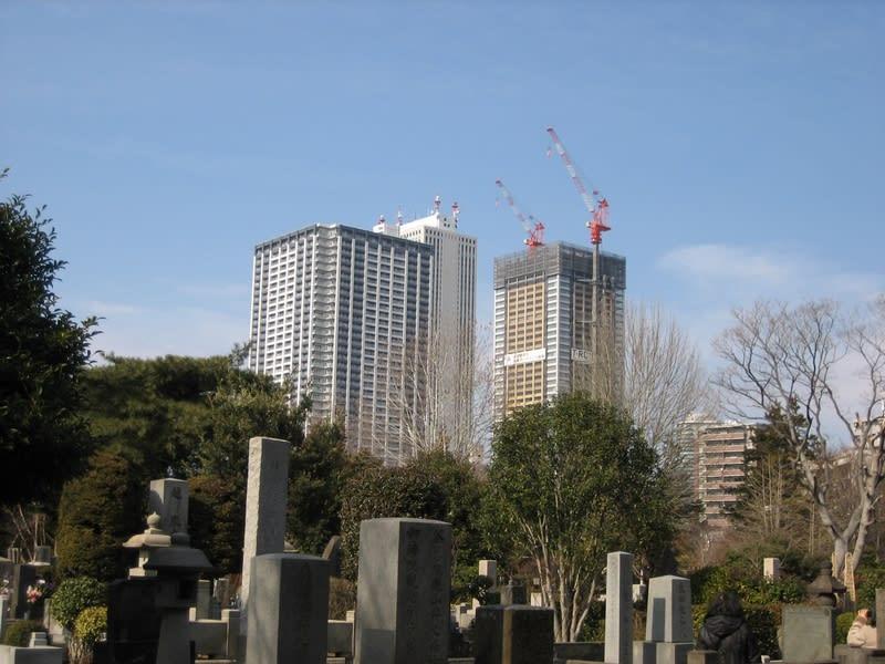 02月21日 雑司が谷霊園