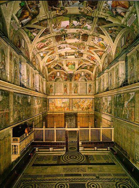 システィーナ礼拝堂の画像 p1_37