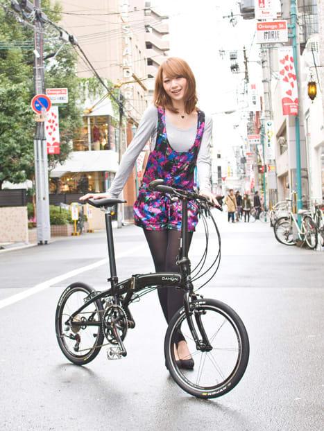 自転車の 自転車 服装 女性 夏 : 画像 : 自転車女子ってめっちゃ ...
