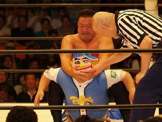ビッグマウスラウド ドン荒川vs菊タロー 菊タロー初登場 その2 - 桃太郎の格闘部屋 2