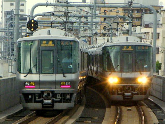 阪和線快速