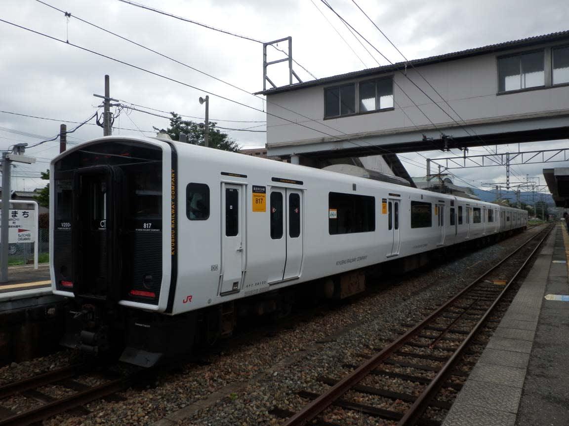 JR九州817系電車